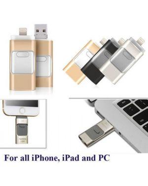 3 in 1 USB 3.0 Flash Drive Memory Stick