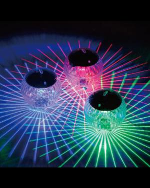 Solar Powered Ball Lamp Swimming Pool