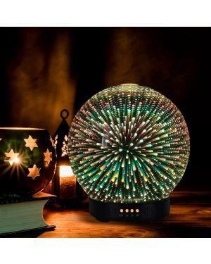 3D Glass Aroma Diffuser