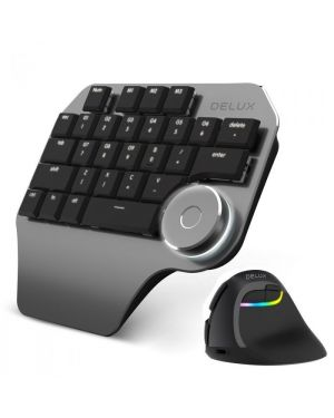 Single Hand Smart Keyboard