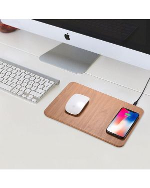 Mobile Phone Wireless Fast Charger Charging Mouse Pad