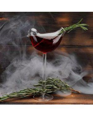 Creative Bird Smoked Molecular Cocktail Glass