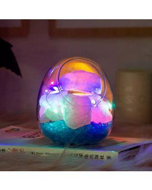 Natural Himalayan Crystal Salt Lamp